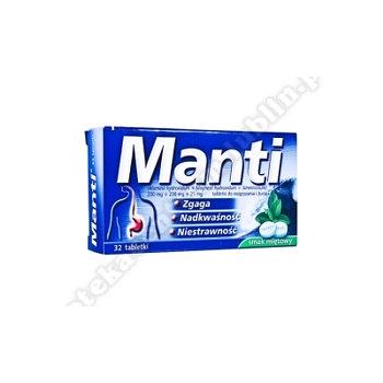 Manti x 32 tabletki