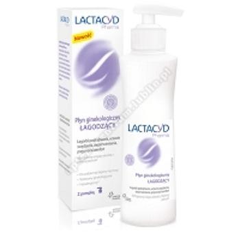 LACTACYD PHARMA ŁAGODZĄCY Płyn ginekologiczny 250ml