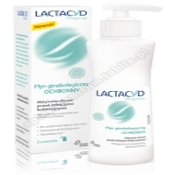 LACTACYD PHARMA OCHRONNY Płyn ginekologicz 250ml