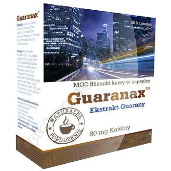 Olimp Guaranax 60 kapsułek