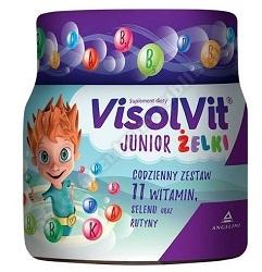 Visolvit Junior Żelki x 50 sztuk