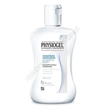 PHYSIOGEL Żel do mycia twarzy duopack 150ml+150ml