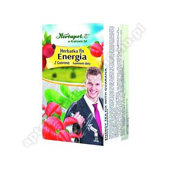Herbatka Energia z guaraną fix 3g x 20toreb.