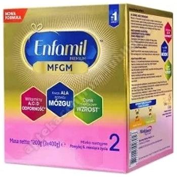Enfamil Premium 2 mleko modyfikowane w proszku 1200 g dla niemowląt