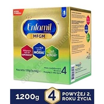 Enfamil Premium 4 mleko modyfikowane w proszku 1200 g 12 miesięcy +