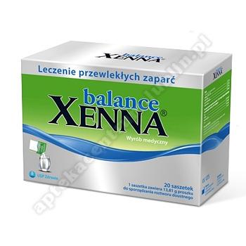 Xenna balance proszek x 20 saszetek