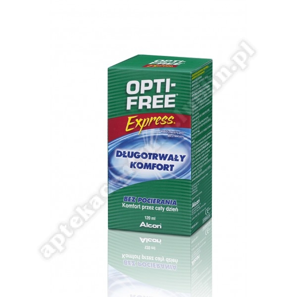 Alcon Opti-Free Express Płyn do soczewek 120ml