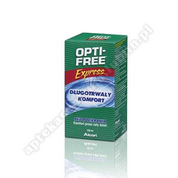 Alcon Opti-Free Express Płyn do soczewek 120ml