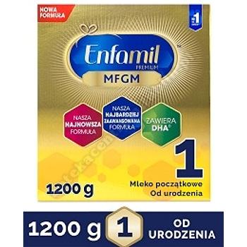 Enfamil Premium 1 mleko modyfikowane w proszku 1200 g od urodzenia