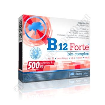 Olimp B-12 Forte Bio-Complex 30 kaps.