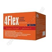 4 Flex czarna porzeczka proszek 30 saszetek