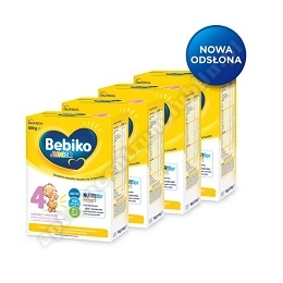 Bebiko 4 Junior 4 sztuki x 800g