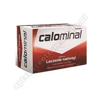 Calominal 60 tabletek