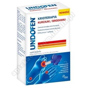 Undofen Krioterapia aer.naskórę 50ml(12aplik)