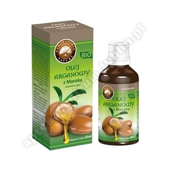 Olej arganowy BIO z Maroka