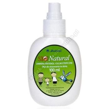 SIO NATURAL Płyn do stosowania na skórę 100ml (od 1-go roku życia)