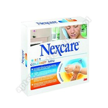 Nexcare ColdHot Mini okłady żelowe ciep-zimny ( 11 x 12 cm, 1 szt.)