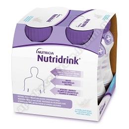 Nutridrink o smaku neutralnym płyn do ustny 4 x 125ml