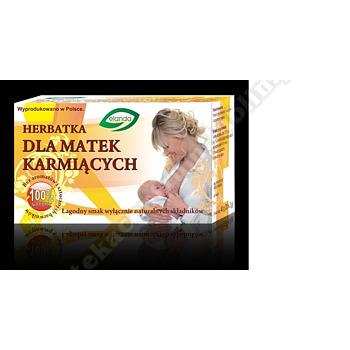 Herbatka dla matek karmiących fix 20 sasz