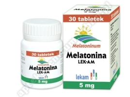 Melatonina 5 mg x30 tabl