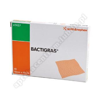 Opatr.paraf. BACTIGRAS z chlorhexyd. 5x 5cm 1sztuka