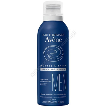 AVENE MEN Pianka do golenia 200ml