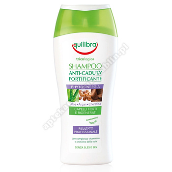 EQUILIBRA Szampon wzmacniający przeciw wypadaniu włosów 250ml