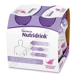 Nutridrink o smaku owoców leśnych płyn 4 x 125ml
