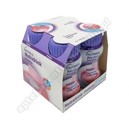 Nutridrink Protein o smam owoców  leśnych 4 x 125ml
