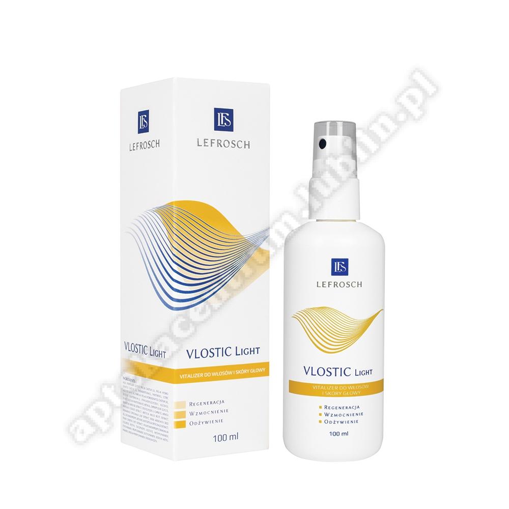 VLOSTIC Light Płyn Vitalizer do włosów i skóry głowy 100ml