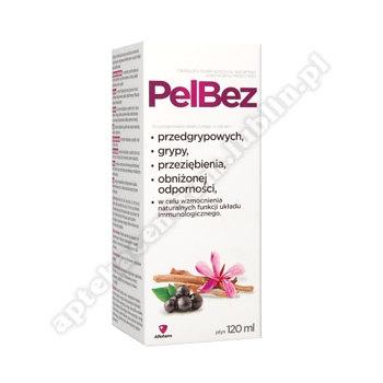 PELBEZ + Płyn 120 ml