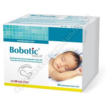 Bobotic kaps.twistoff 0,02 g 50 kaps