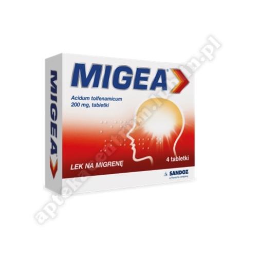 Migea 0,2 g 4  tabletki