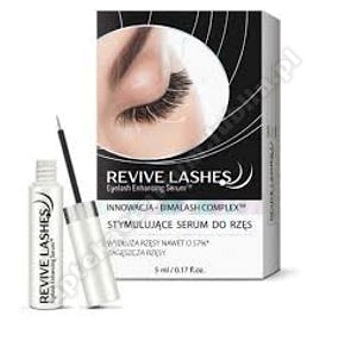 FLOS-LEK REVIVE LASHES Stymulujące Serum 5ml