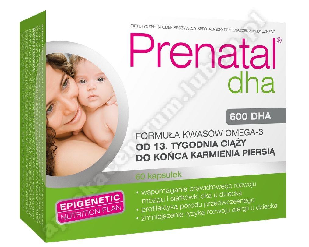 Prenatal DHA kaps. 60 kaps.