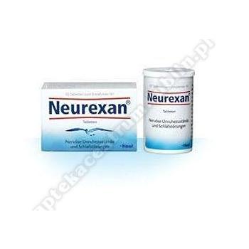 HEEL Neurexan tabl. 25 tabl.