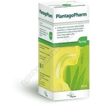 PlantagoPharm syrop 0,506 g/5ml 100 ml