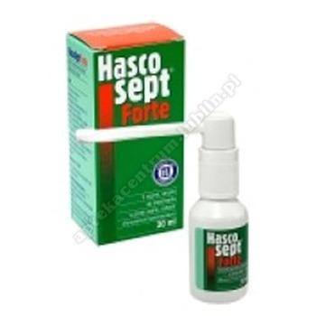 Hascosept Forte aer.dost.wj.ustnej 3mg/ml