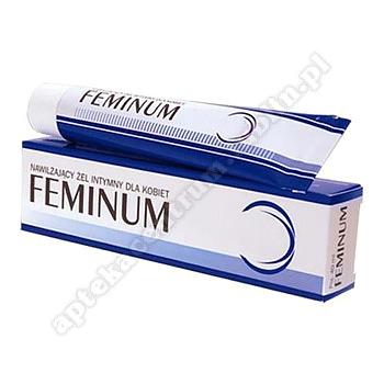 Feminum Żel intymny dla kobiet 60g