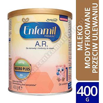 ENFAMIL AR 1 początkowe od urodzenia 400g