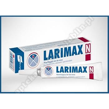 Larimax N żel do nosa