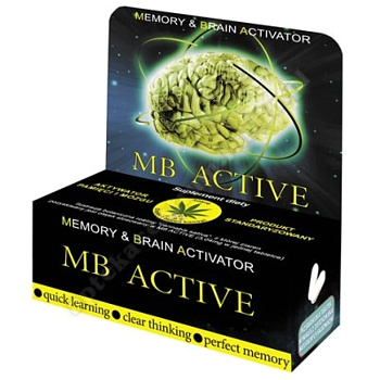 MB Active tabl. 20 tabl.
