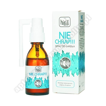 Nie Chrap spray 30 ml