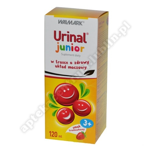 Urinal Junior płyn doustny 120 ml