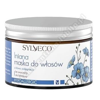 SYLVECO Lniana maska do włosów 150ml data ważności 04.2020, dostępne 3op