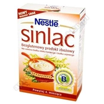 NESTLE SINLAC Bezglutenowy produkt zbożowy po 4 miesiącu 500 g