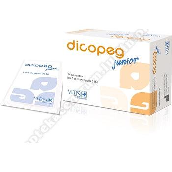 Dicopeg Junior 14 saszetek