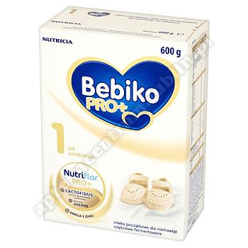 Bebiko Pro+ 1 Mleko Początkowe proszek 600g