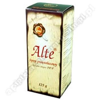 Syrop Prawoślazowy Alte 2,36g/5ml 125g(but