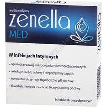 Zenella Med tabl.dopoch. 14 tabl.